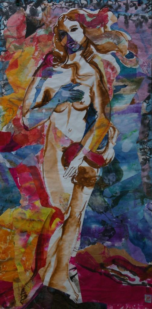 hommage piquant aux grands maîtres - Botticelli - 1