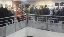 Vernissage à l'espace culturel du Centre Mutualiste THIERS –  le 2 février 2018