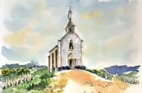 La chapelle de la Madone de Fleurie