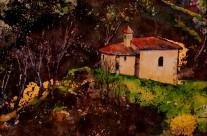 La chapelle Saint-Roch à Thiers