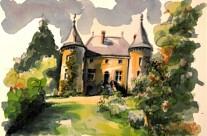 Le château de Vaulx – 1
