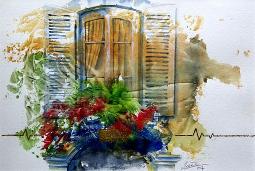 Fenêtre rue Conchette