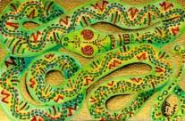 2001 – Année du serpent